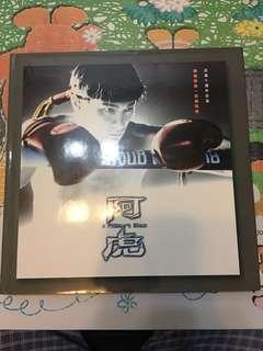劉德華100部電影天幕十週年出品阿虎影片集