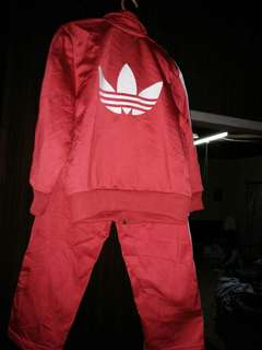 One set Adidas kids