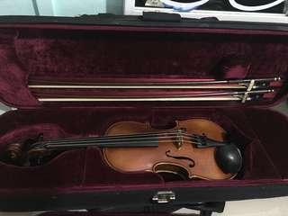 Full Handmade Violin 1/2 size