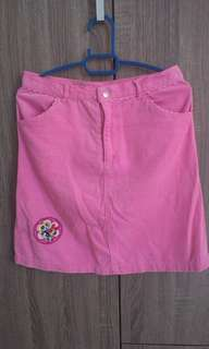 Powerpuff Girls Skirt #20under