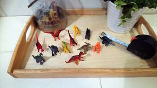 [FreeMail] Terra Dinosaurs by Battat 12pcs $7