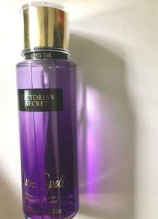 Victoria Secret Body Mist love spell