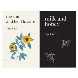 Rupi Kaur EBOOKS - The sun and her flowers, milk and honey