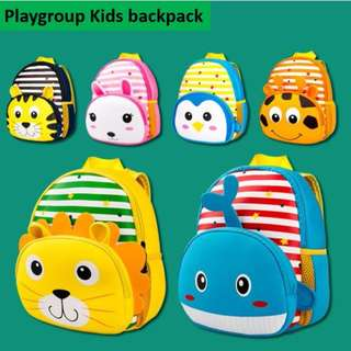 Little Buddy backpack for playgroup 1-4 yrs old kids