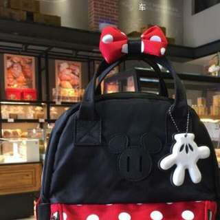 Pre order mickey mouse bag