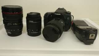 WTS Canon 70D(lens sold separately, look below)