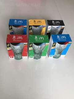 Brand New Coca Cola glasses for sale @$3