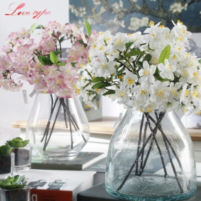 1PC Cherry Blossoms Flowers Wedding Party Decoration