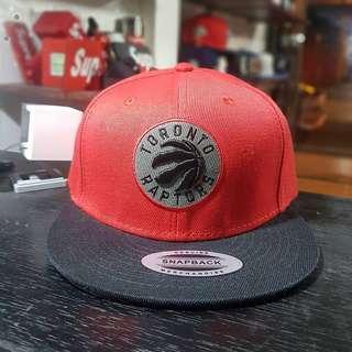 NBA BASKETBALL SNAPBACK CAP Toronto Raptors
