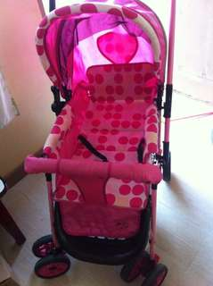 Baby Stroller slightly used, no issue, good as new