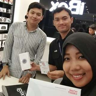 Iphone 6 32GB Promo CashBack Tanpa Kartu Kredit PLAZA ATRIUM