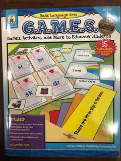 Games, Activities and more to Educate Students