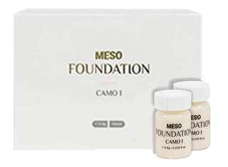 MESO FOUNDATION Korean BB Glow Treatment