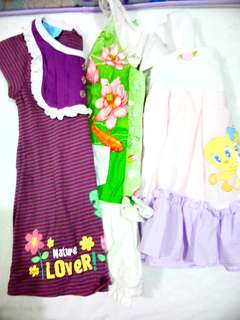 Super sale!!! Take all looney toons dress 18m