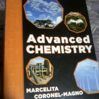 Advanced Chemistry Book