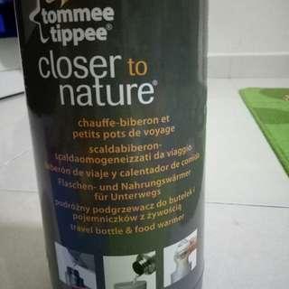 Travel Bottle & food warmer