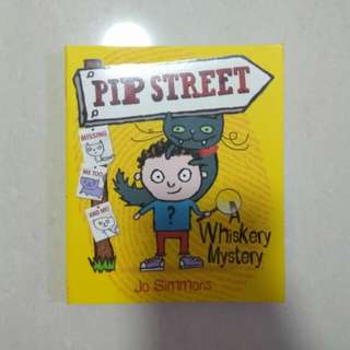 Pip Street A Whiskey Mystery
