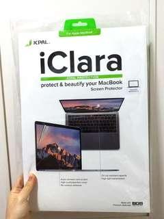 全新 New - iClara macbook pro 13' screen protector
