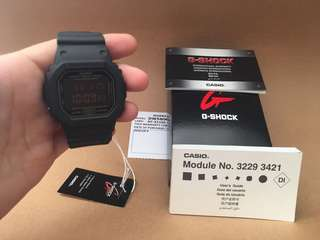 Authentic G-Shock ( Further markdown!)
