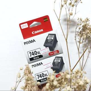 Canon Ink Cartridge 740XL Black