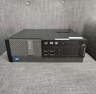 正版Win7 i5 CPU Dell 商務電腦 桌機 PC 小電腦