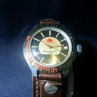 蘇聯男裝軍錶