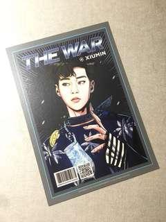 [wts] xiumin the war ver a pc