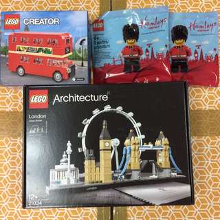 🚚 LEGO 英國限定商品(預購)