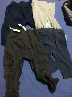Baby boy pants for 6-12mos