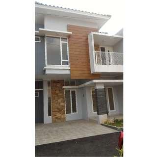 Rumah nuansa minimalis di jl Timbul Raya