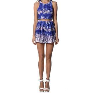 Lucy In The Sky Playsuit
