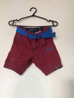 Moose gear short 3t
