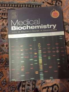 Medical Biochemistry John W baynes, 2nd ed