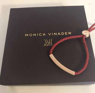 Monica Vinader 手繩