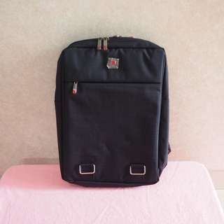 POLO CLASSIC Laptop Backpack (black)