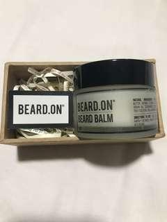 All Natural Beard Balm