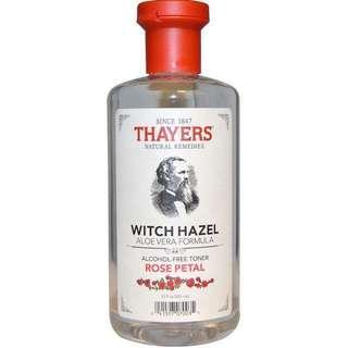 Thayers Witch Hazel 12 fl oz (355 ml)