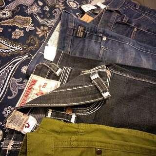 Preloved Branded Jeans
