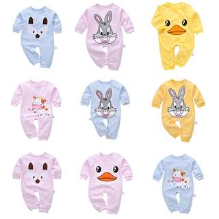 2pcs Kids Gild Boys Baby Infant Toddler Casual Long Sleeve Cotton Jumpsuit Romper