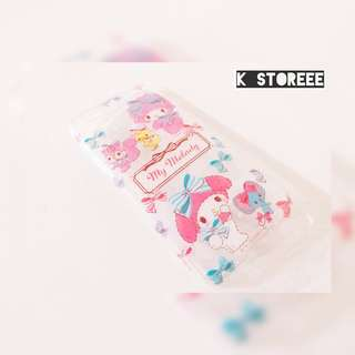 iPhone 6 Melody Case 🐰🌸