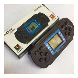 POP Station Handheld Game Console