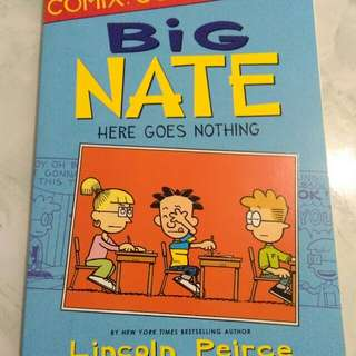 Big Nate Here Goes Nothing (comics)