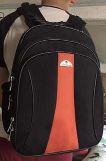 Authentic Preloved Samsonite Backpack