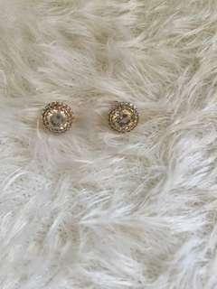 REPRICED!!!!Pandora earrings