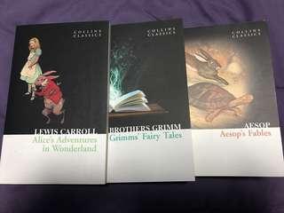 Collins Classics Story Books