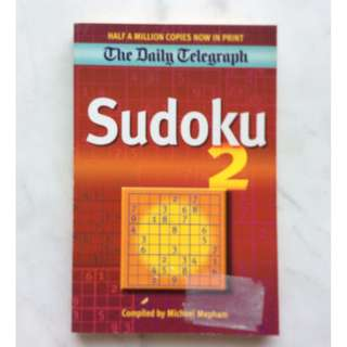 The Daily Telegraph Sudoku 2