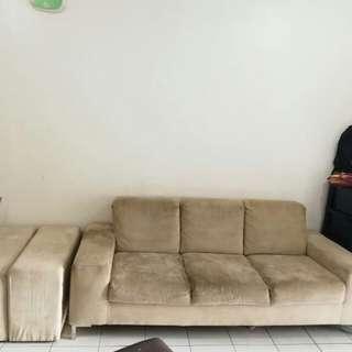 Sofa going cheap!