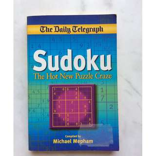 The Daily Telegraph Sudoku