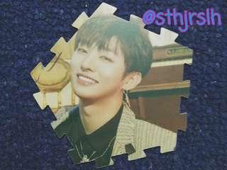 {WTS}Wanna One I.P.U Yoon Ji Sung Tazo Card
