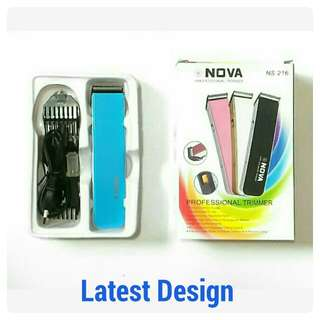 Cordless Hair Trimmer/Clipper                             Babies & Adults